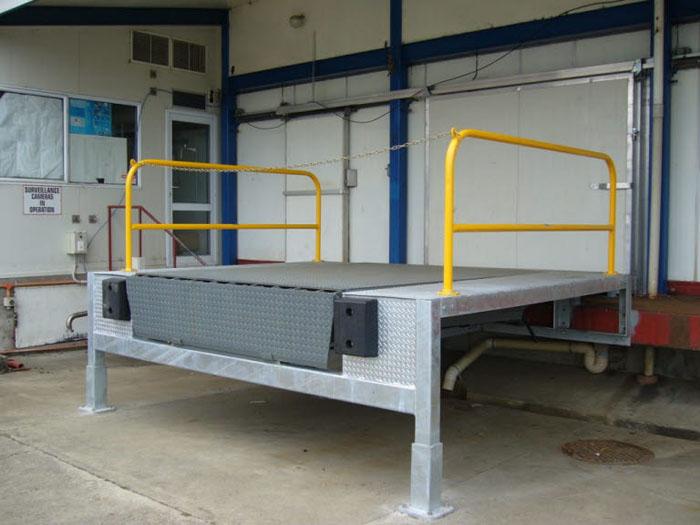 Shelta Access Systems Loading Dock Equipment