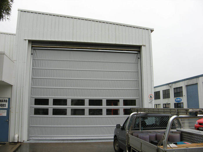Shelta Access Systems High Speed Rapid Doors