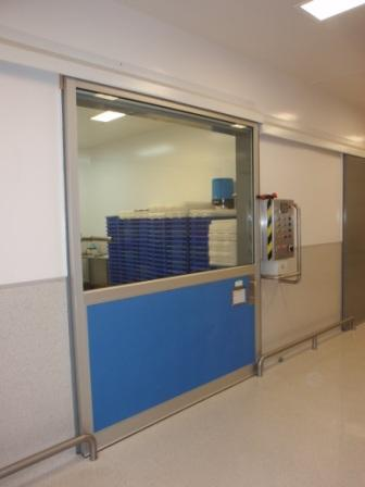 Shelta Access Systems Industrial Sliding Doors