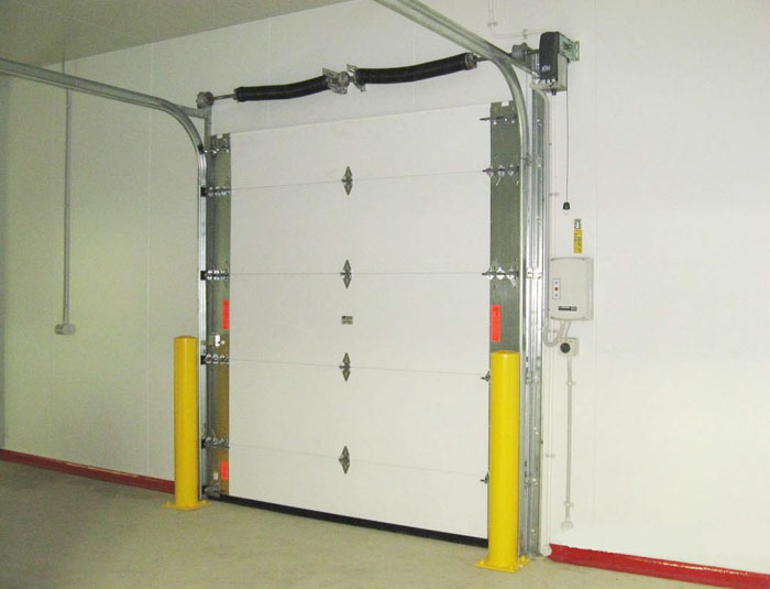 Insulated Doors & Shelta Access Systems - Insulated Doors