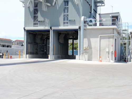 Shelta Access Systems High Speed Rapid Doors
