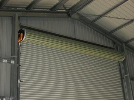 Shelta Access Systems Industrial Roller Doors