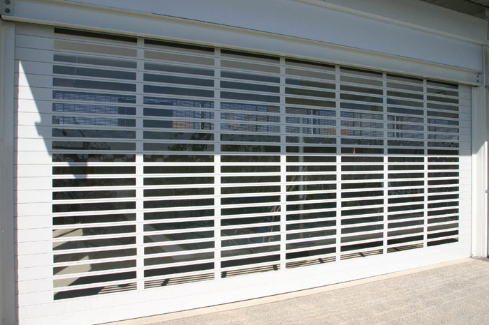 Shelta Access Systems Roller Shutters