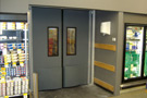 Overhead Security Doors